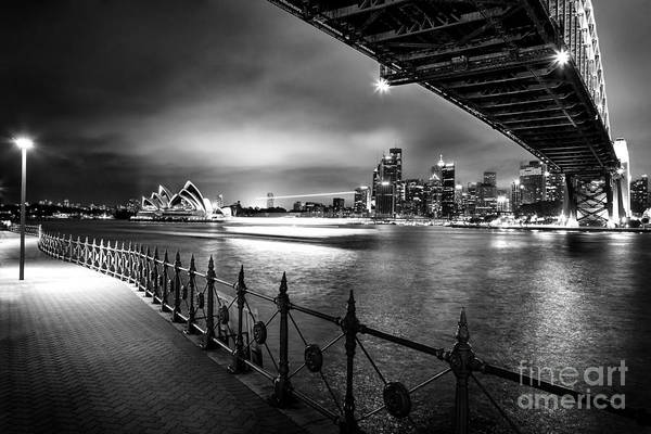Wall Art - Photograph - Sydney Harbour Ferries by Az Jackson