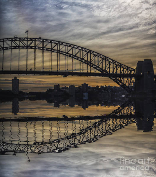 Wall Art - Photograph - Sydney Harbour Late Afternoon by Sheila Smart Fine Art Photography