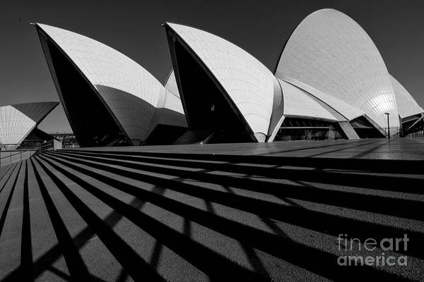 Photograph - Sydney Opera House 02 by Yew Kwang