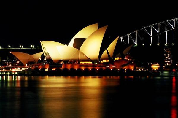 Photograph - Sydney Opera House by John King