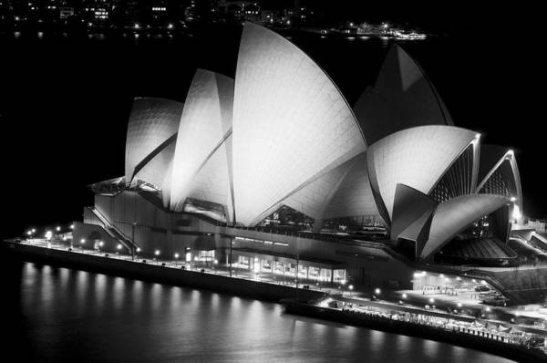 Photograph - Sydney Opera House by Photography  By Sai
