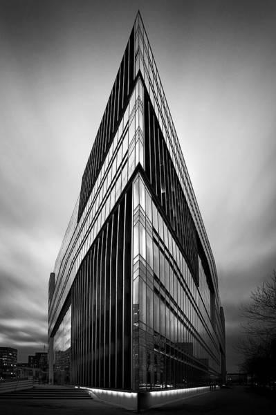 Photograph - Symmetry by Marc Huebner