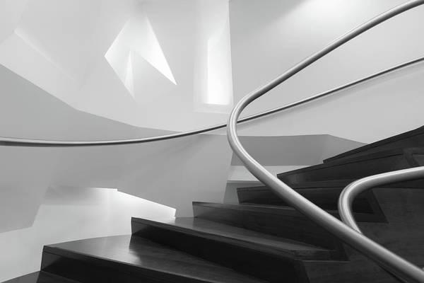 Stairwell Wall Art - Photograph - Symphony by Filipe P Neto