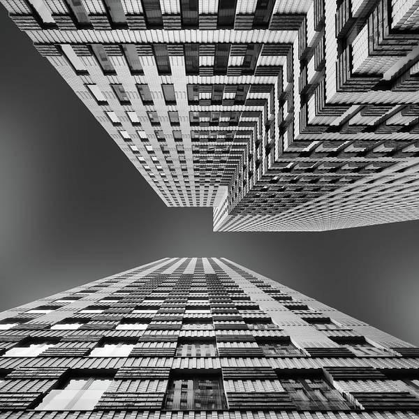 Brick Wall Art - Photograph - Symphony by Jeroen Van De
