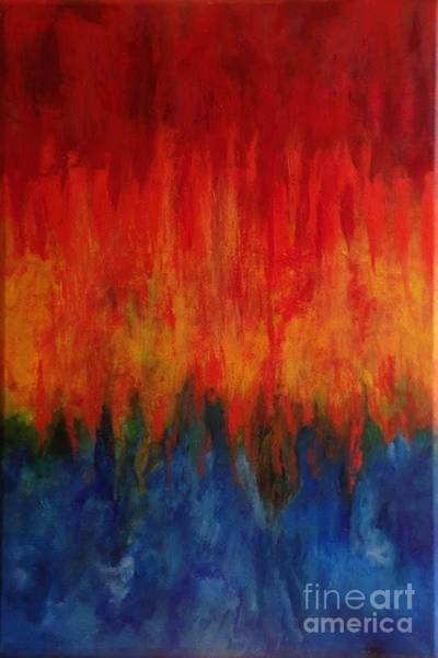 Painting - Synchronicity Happens by Bebe Brookman