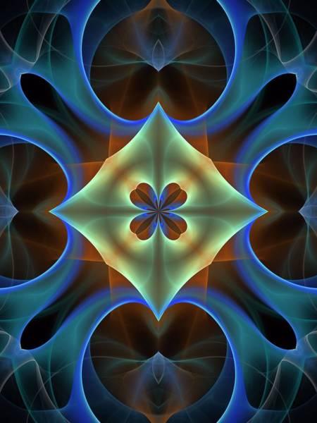 Dive Bar Digital Art - Synchronization-panel-left-or-right-1bb by Bill Campitelle