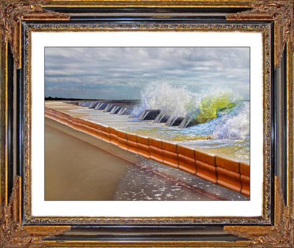 Wall Art - Mixed Media - Synergy  by Betsy Knapp