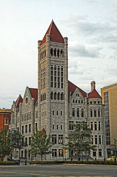 Photograph - Syracuse City Hall by Andy Crawford