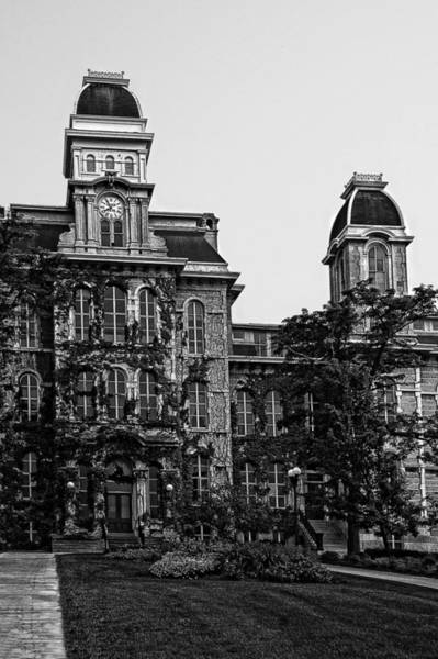 Photograph - Syracuse University College Of Arts And Sciences by Andy Crawford