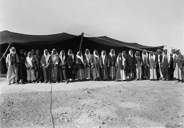 Wall Art - Photograph - Syria Refugees, C1926 by Granger