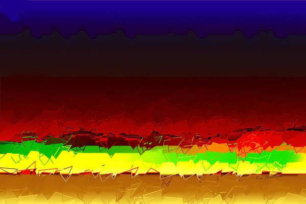 Digital Art - System Failure After The Fall by Kae Cheatham