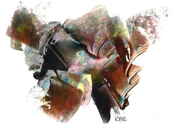 Painting - Systems Meltdown by Rosetta Elsner ARTist