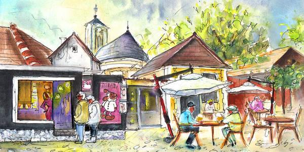 Painting - Szentendre 02 by Miki De Goodaboom