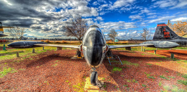 Photograph - T33 by Mike Ronnebeck