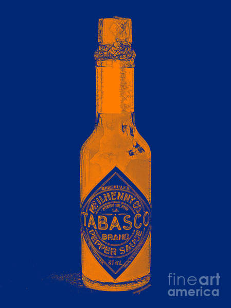 Photograph - Tabasco Sauce 20130402grd2 by Wingsdomain Art and Photography