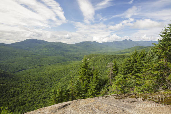 Photograph - Table Mountain - Bartlett New Hampshire Usa by Erin Paul Donovan