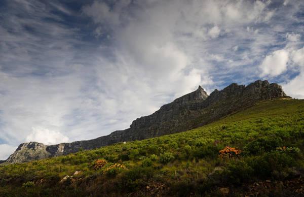 Photograph - Table Mountain by Paul Indigo