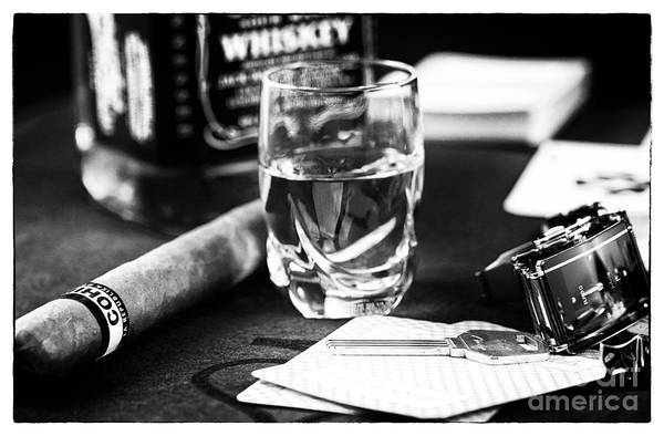 Photograph - Table Vices by John Rizzuto
