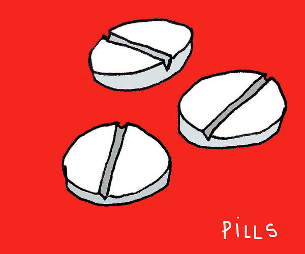 Pharmaceutical Wall Art - Photograph - Tablets by Anna Wright/science Photo Library