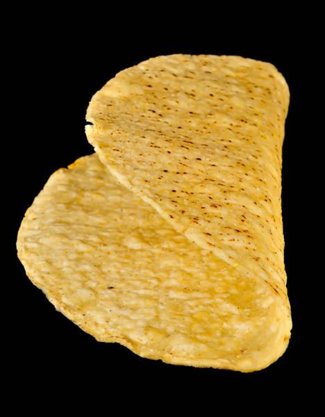 Photograph - Taco Crunchy Shell  by Alex Grichenko