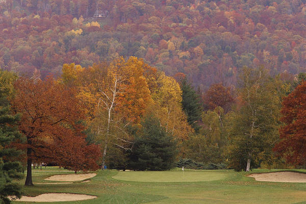 Dom Wall Art - Photograph - Taconic Golf Club by Dom Furore