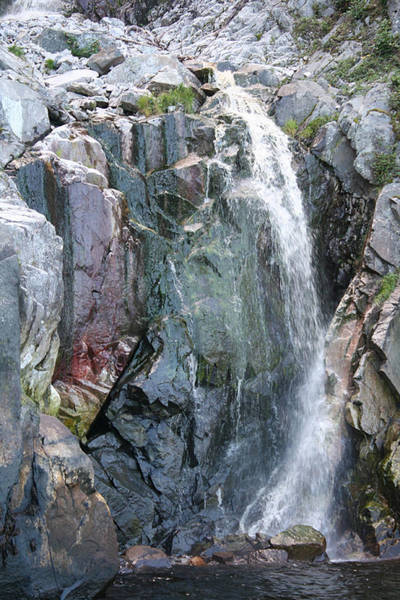 Photograph - Tadoussac Waterfall by Kathryn McBride