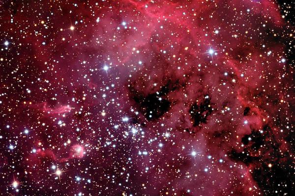 Tadpole Nebula (ic 410) Art Print