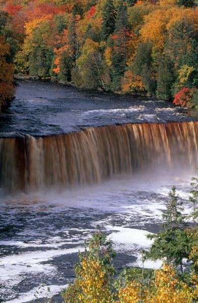 Wall Art - Photograph - Tahquamenon Falls by Joseph Sohm