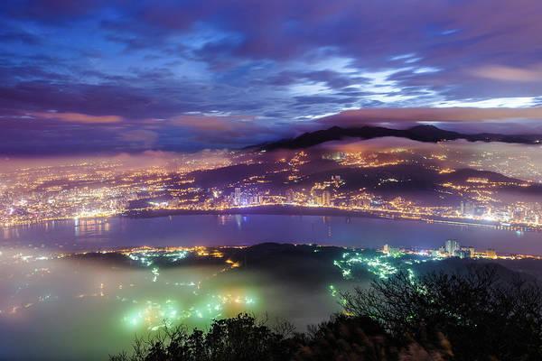 Taiwan Photograph - Taipei City by Taipei, Taiwan  By  Balmung
