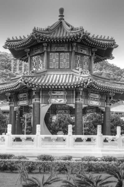 Photograph - Taiwan Gazebo by Bill Hamilton