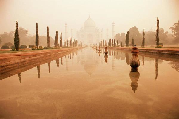 Taj Mahal Photograph - Taj Mahal by Mark Thomas/science Photo Library
