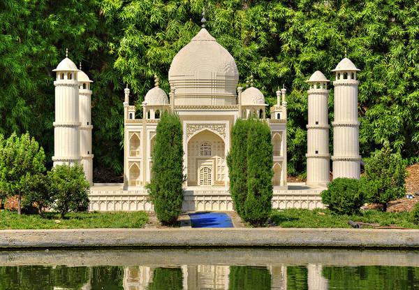 Taj Mahal Photograph - Taj Mahal by Ricky Barnard