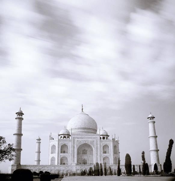 Photograph - Taj Mahal by Shaun Higson