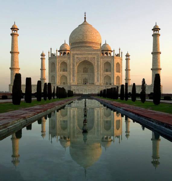 Taj Mahal Photograph - Taj Mahal by Steve Allen/science Photo Library