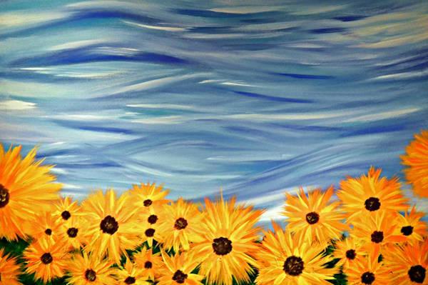 Painting - Take Me Higher by Cyryn Fyrcyd