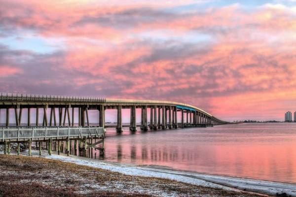 Dock Of The Bay Photograph - Take Me To Navarre Beach by JC Findley