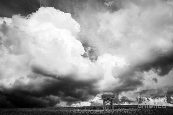 Stop Photograph - Take The A Train To Nowhere by Edward Fielding