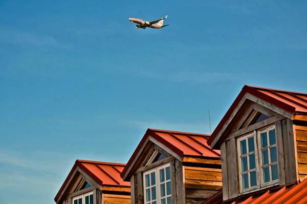 Photograph - Takeoff by Ricardo J Ruiz de Porras