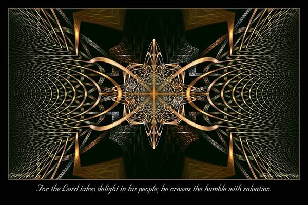 Digital Art - Takes Delight by Missy Gainer