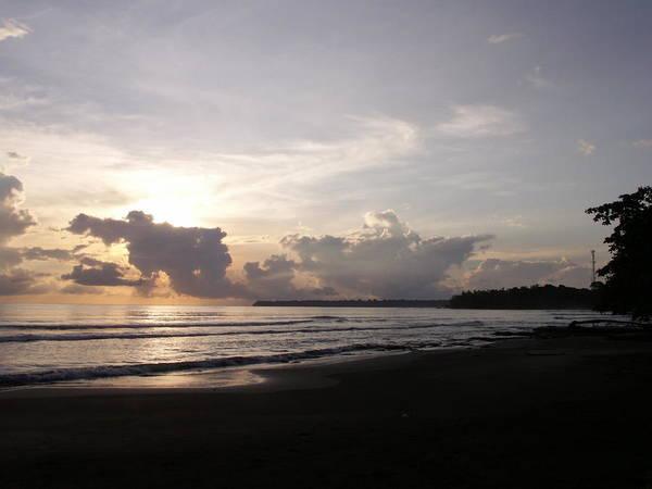 Cahuita Photograph - Talamanca Coast by Carol Cabler