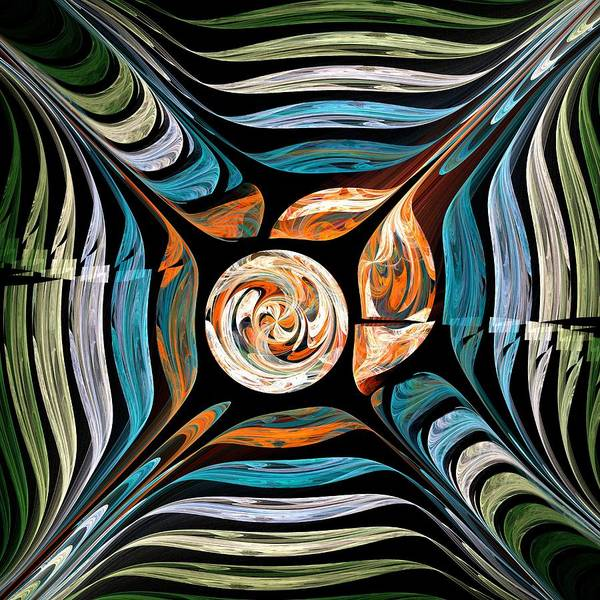 Digital Art - Tale Of Earth by Anastasiya Malakhova