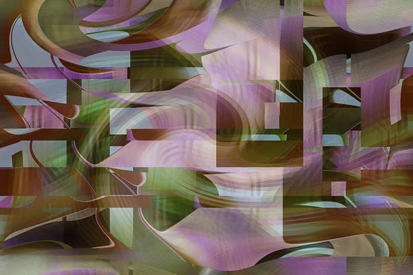 Digital Art - Talk To The Elephant by rd Erickson