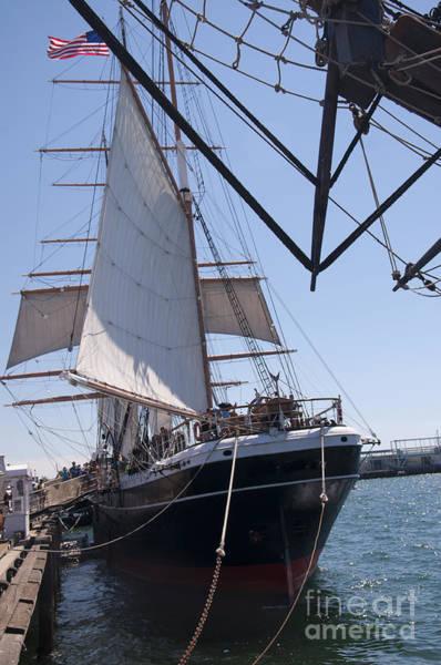 Photograph - Tall Ship by Brenda Kean
