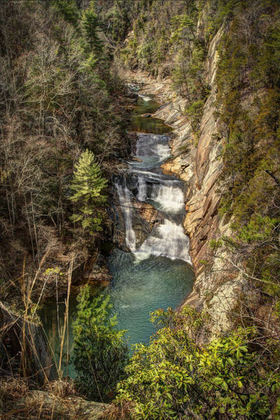 Photograph - Tallulah Gorge - Georgia by Penny Lisowski
