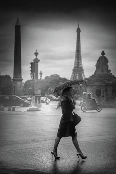 City Streets Photograph - Talon Aiguille ! by Fernando Jorge Gon?alves