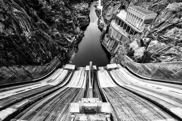 Dam Wall Art - Photograph - Tame The River by Filipe P Neto