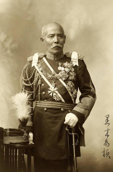 Wall Art - Photograph - Tamemoto Kuroki (1844-1923) by Granger