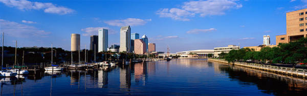 Convention Wall Art - Photograph - Tampa Fl by Panoramic Images