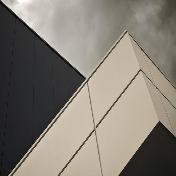 Modern Architecture Photograph - Tangential by Gilbert Claes