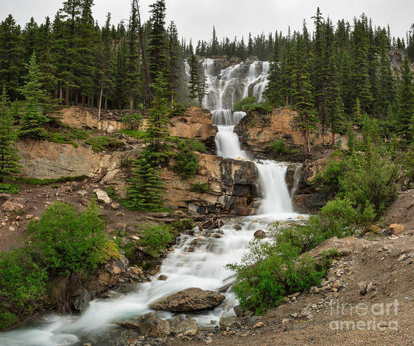 Photograph - Tangle Falls by Charles Kozierok